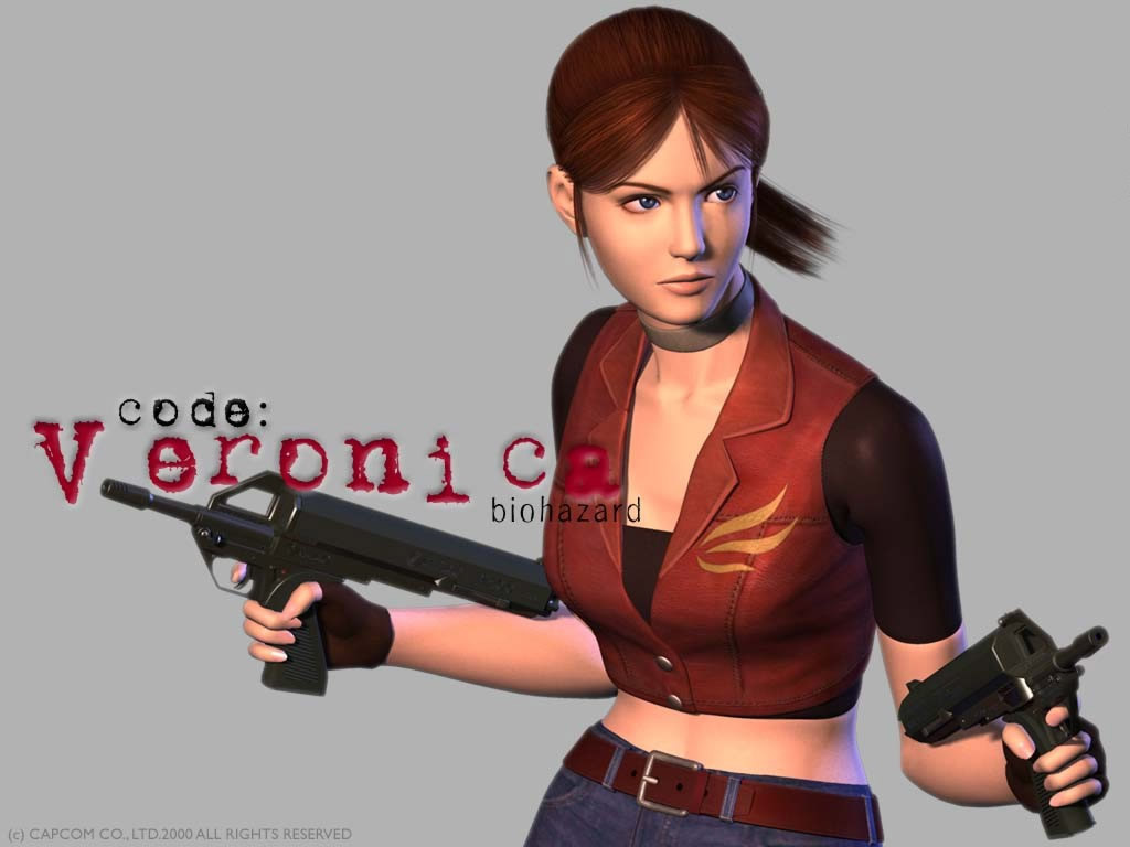 Veronica ? #ClaireRedfield #ResidentEvil #ResidentEvilCodeVeronica