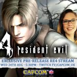 Don't miss our #RE4 stream today