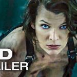 Resident Evil 6: The Final Chapter ALL Trailer (2017)…