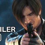 Resident Evil: Vendetta Official Trailer #1 (2017) Animated Movie